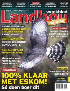 Landbouweekblad - 01 Oktober 2020