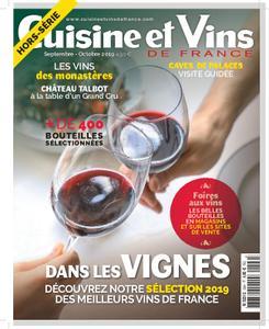 Cuisine et Vins de France – septembre 2019