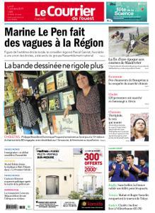 Le Courrier de l'Ouest Cholet – 07 octobre 2019