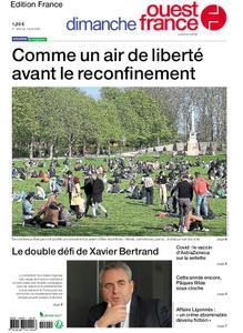 Ouest-France Édition France – 04 avril 2021
