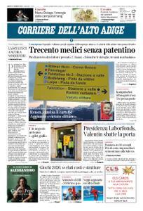 Corriere dell'Alto Adige – 12 gennaio 2019