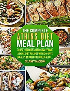The Complete Atkins Diet Meal Plan