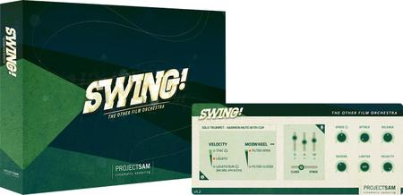 ProjectSAM Swing v1.2 KONTAKT