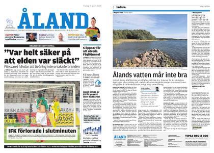 Ålandstidningen – 09 april 2019