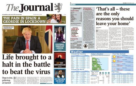 The Journal – March 24, 2020