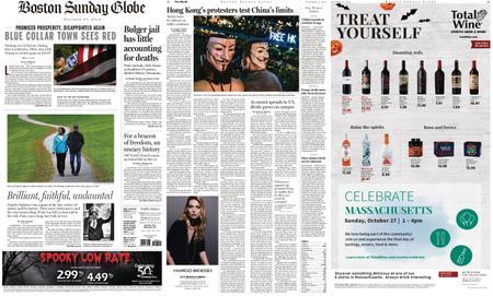 The Boston Globe – October 27, 2019