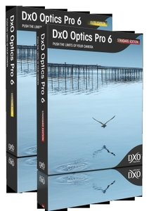 DxO Optics Pro v6.0.0 build 7503