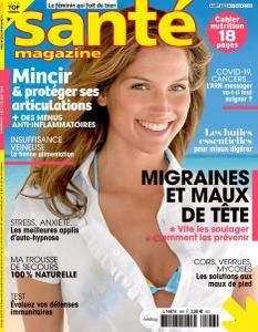 Santé Magazine - Août 2021