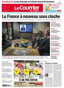 Le Courrier de l'Ouest Cholet – 29 octobre 2020