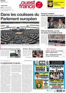 Ouest-France Redon – 20 mai 2019