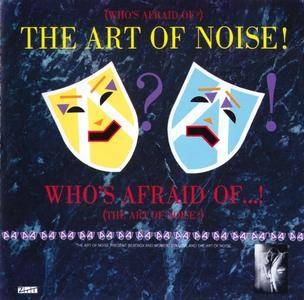 The Art Of Noise - (Who's Afraid Of?) The Art Of Noise! (1984) US Reissue [Re-Up]
