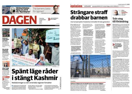 Dagen Sverige – 18 september 2019