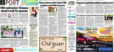 The Guam Daily Post – July 11, 2019