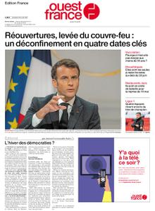 Ouest-France Édition France – 30 avril 2021
