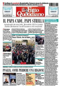 Il Fatto Quotidiano (27-12-09)