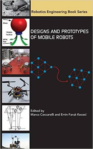 Design and Prototypes of Mobile Robots