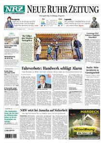NRZ Neue Ruhr Zeitung Essen-Postausgabe - 18. Oktober 2017