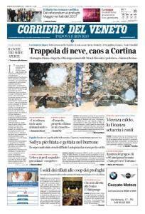 Corriere del Veneto Padova e Rovigo - 29 Dicembre 2017