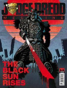Judge Dredd The Megazine 333 2013 Digital
