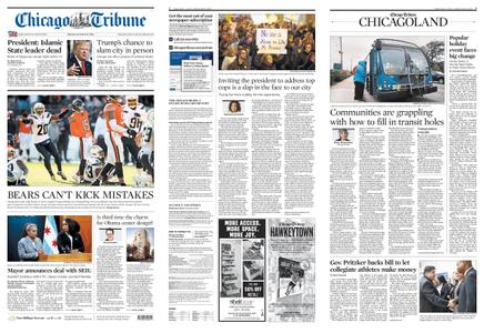 Chicago Tribune – October 28, 2019