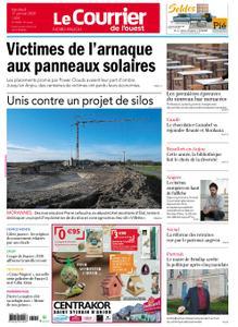 Le Courrier de l'Ouest Nord Anjou – 17 janvier 2020