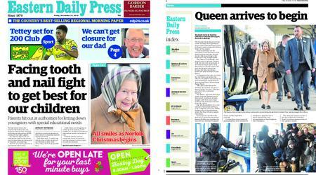 Eastern Daily Press – December 21, 2018