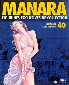 Manara - Figurines Exclusives De Collection - Tome 40