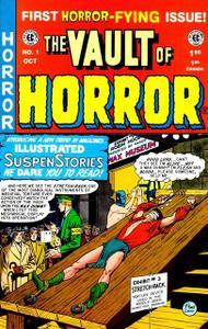 Vault Horror Comics Classic