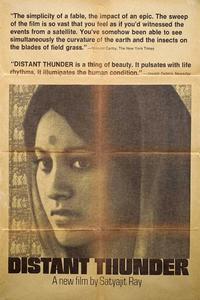 Distant Thunder (1973) Ashani Sanket
