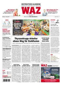 WAZ Westdeutsche Allgemeine Zeitung Oberhausen-Sterkrade - 06. Februar 2018