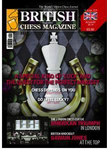 British Chess Magazine – January 2019