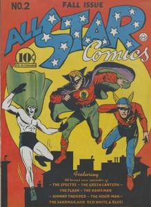 All-Star Comics 02 (DC) (Fall 1940)