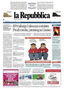 la Repubblica - 19 Novembre 2017