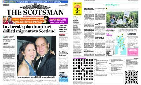 The Scotsman – May 25, 2018
