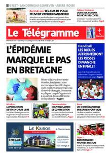 Le Télégramme Brest Abers Iroise – 07 août 2021