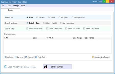 Ashisoft Duplicate File Finder Pro 7.5.0.2 Multilingual