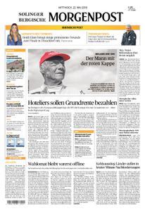 Solinger Morgenpost – 22. Mai 2019