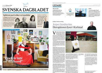 Svenska Dagbladet – 19 januari 2020