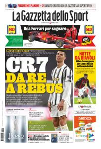 La Gazzetta dello Sport - 11 Marzo 2021