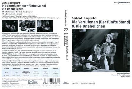 Slums of Berlin (1925) + Children of No Importance (1926)