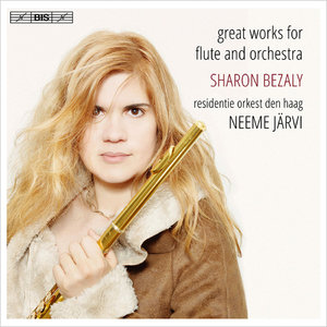 Sharon Bezaly, Residentie Orkest Den Haag, Neeme Jarvi - Great Works for Flute and Orchestra (2013)