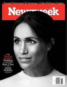 Newsweek USA - May 11, 2018
