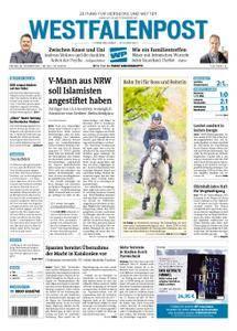 Westfalenpost Wetter - 20. Oktober 2017