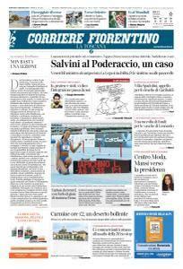 Corriere Fiorentino La Toscana - 19 Giugno 2018