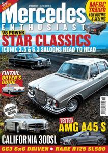 Mercedes Enthusiast – October 2019