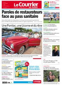 Le Courrier de l'Ouest Angers – 09 août 2021