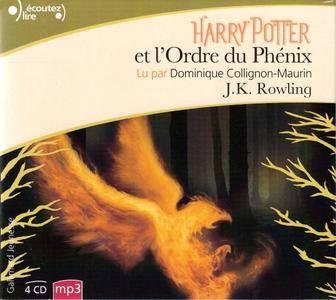 """J.K. Rowling, """"Harry Potter, V : Harry Potter et l'Ordre du Phénix"""""""