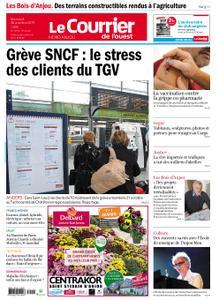 Le Courrier de l'Ouest Nord Anjou – 30 octobre 2019