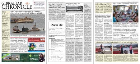 Gibraltar Chronicle – 06 July 2021