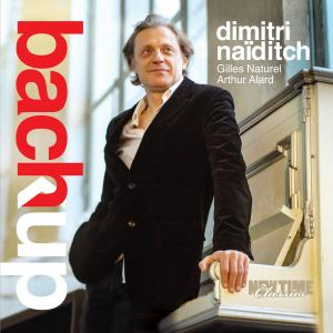 Dimitri Naïditch - Bach Up (2019)